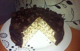 Lietinių blynų tortas Margutis
