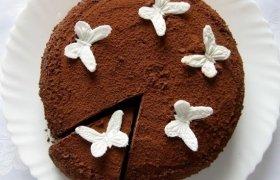 """Tortas """"Šokoladinė mėta"""""""