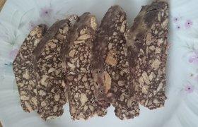 Trupiniai šokolade