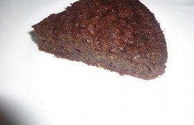 Šokoladinis pyragas su cukinijomis