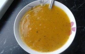 Tiršta moliūgų sriuba