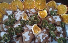 Imbieriniai sausainiai šeimai