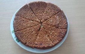 Avižinių dribsnių pyragas