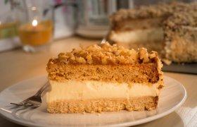 Medaus pyragas kitaip