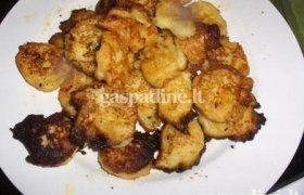 Bulvinkiai - pigus, skanus patiekaliukas