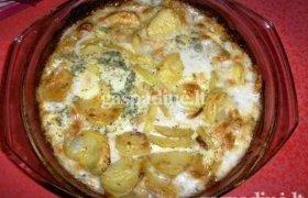 Pigus bulvių apkepėlis