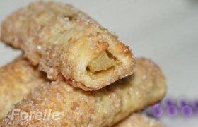 Sausainiai su rabarbarais
