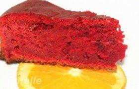 Burokėlių pyragas pagal Oliverį