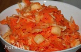 Morkų salotos su salierais