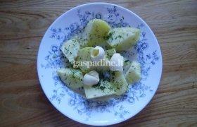 Bulvių virimas
