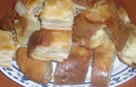 Joanos obuolių pyragas