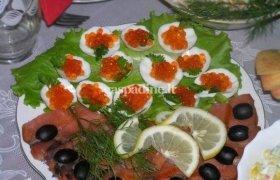 Kiaušiniai su ikrais