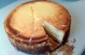 Paprastas sūrio pyragas