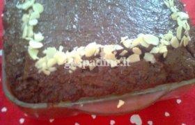 Šokoladinis varškės pyragas