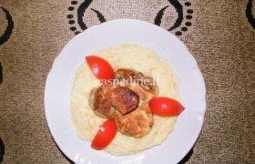 Baklažanai, kepti tešloje