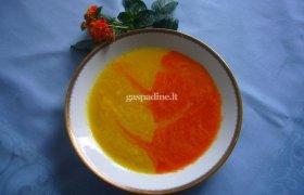 Trinta paprikų sriuba