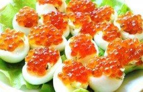 Kiaušiniai su ikra