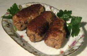 Veršienos suktinukai (zrazai) su sviestu