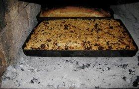 """Trupininis pyragas """"Ubagas"""" (dzūkų tradicinis kalėdinis)"""