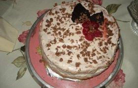 Braškinis tortas (kalėdoms ir ne tik)