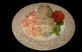 Mėsos kukuliai su ryžiais