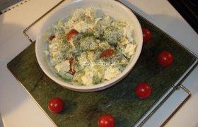 Pikantiškos salotos (kalėdoms ir kt. šventėms)
