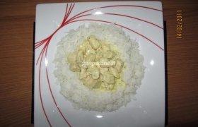 Vištienos filė grietinėlės padaže