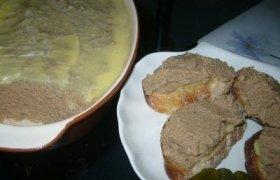 Paštetas iš veršienos kepenų