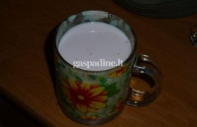 Rūgusio pieno (kefyro) gėrimas