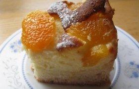 Pyragas su abrikosais