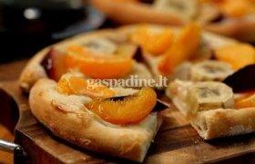 Saldi pica - pyragėlis