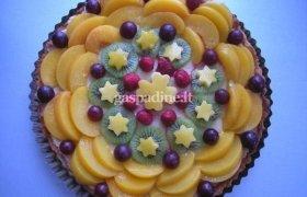 Tartaletė su vaisiais