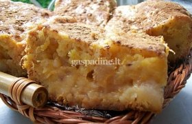 Dietinis pyragas
