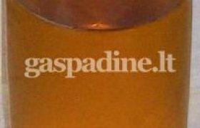 Putojantis obuolių sulčių ir medaus gėrimas
