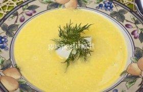 Lengvai paruošiama sūrio sriuba