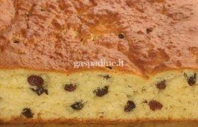 Medaus pyragas su razinomis