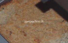 Kugelis (bulvių plokštainis)
