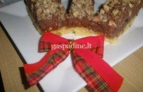 Riešutinis pyragas