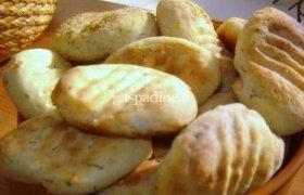 Bulvinės bandelės su sūriu