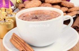 Kalėdinis karštas šokoladas