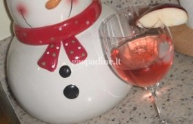 "Kalėdinis kokteilis ""Noel Spritzer"""