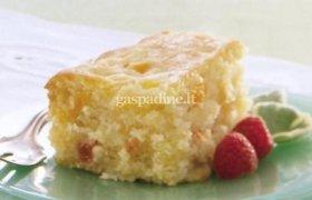 Jogurtinis tropinių vaisių pyragas