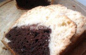 Vanilinis-kakavinis pyragas