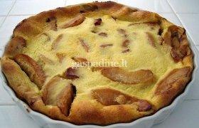 Jurgitos obuolių pyragas