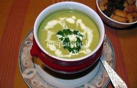 Vokiška žirnių sriuba