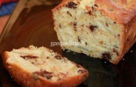 Kriaušių iš šokolado pyragas