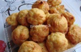 Minkšti apelsinų ir medaus sausainiai