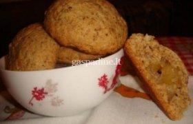 Avižiniai sausainiai su įdaru