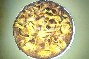 Lengvas bei greitas obuolių pyragas