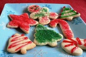 Imbieriniai švenčių sausainiai